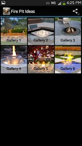 Fire Pit Ideas screenshot 0