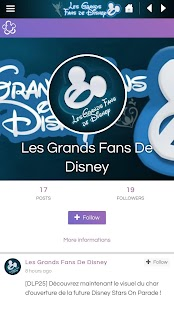 Les Grands Fans De Disney- screenshot thumbnail
