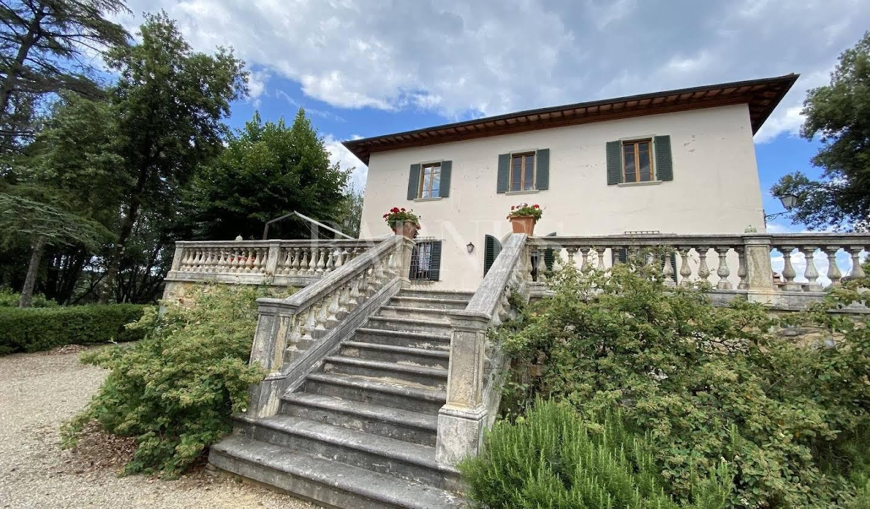 Villa avec piscine et jardin Castellina in Chianti