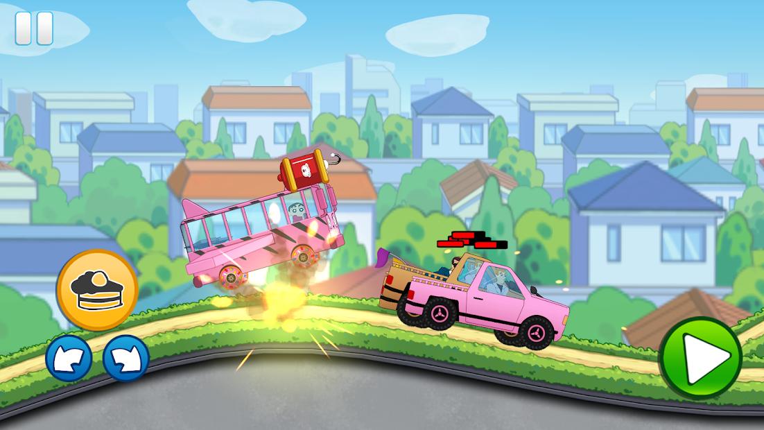 Shinchan Speed Racing : Free Kids Racing Game