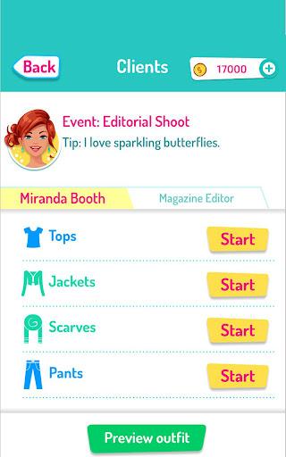 Star Fashion Designer  screenshots 6