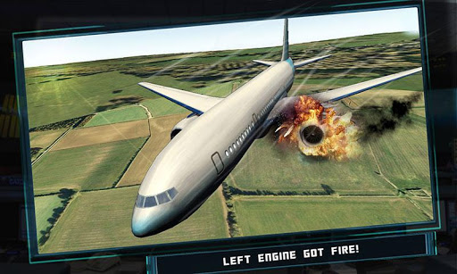 Extreme Airplane Crash Landing