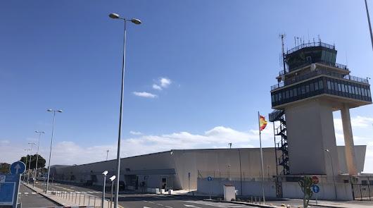 Respaldo al aeropuerto 'Antonio de Torres'