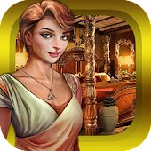 luxurious hotel Hidden object
