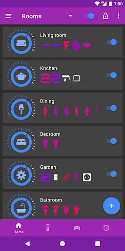 Hue Essentials - Philips Hue & IKEA TRu00c5DFRI 1.2.6 screenshots 1