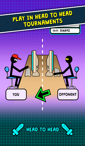 Stickman Gamer Tycoon apktram screenshots 8