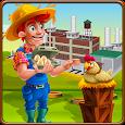 Egg Farming Factory – Farmhouse Delivery Simulator apk