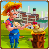 Egg Farming Factory – Farmhouse Delivery Simulator