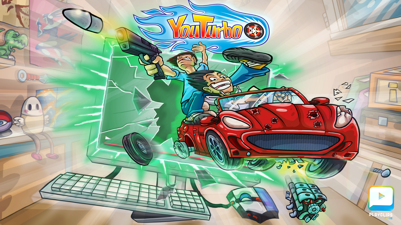 YouTurbo- screenshot