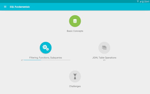Learn SQL Apk Latest Version Download For Android 8