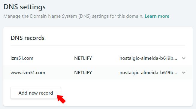 dns-settings
