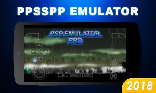 PSPLAY PSSP Emulator 2018 - náhled