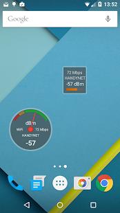 WIFI Signal Strength- screenshot thumbnail