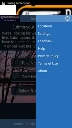 9NEWS WX 5.0.500 screenshots 5