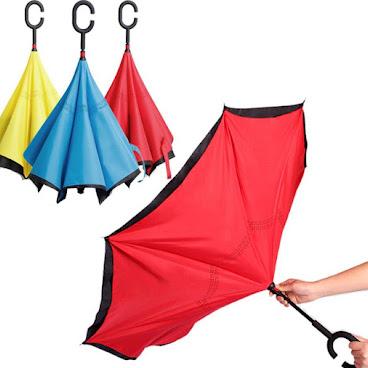 神奇反向傘