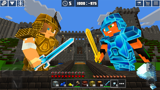 Multicraft with skins export to Minecraft 2.11.3 22