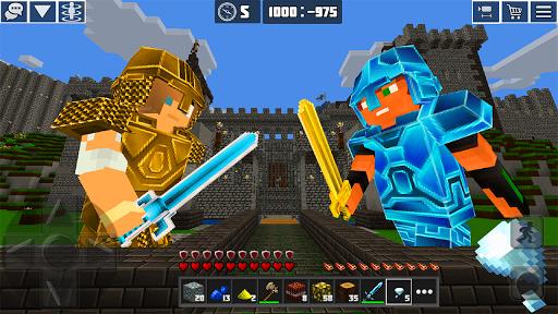 Multicraft: Block Craft Mini World 3D apkdebit screenshots 22