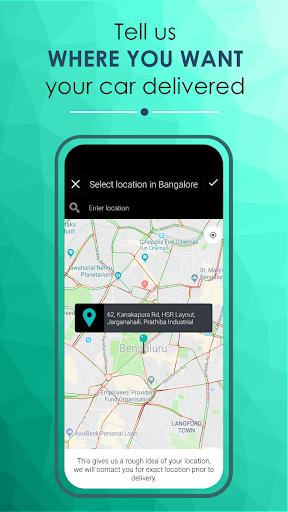 Revv App - Self Drive Car Rental Services in India  screenshots 4