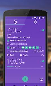 WakeVoice - vocal alarm clock v6.0.11