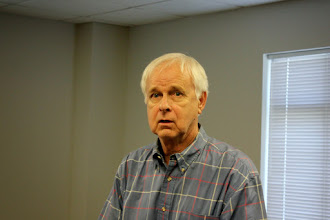 Photo: Ron told us about the Young Eagles ETV program planned for June 14 at KCUB