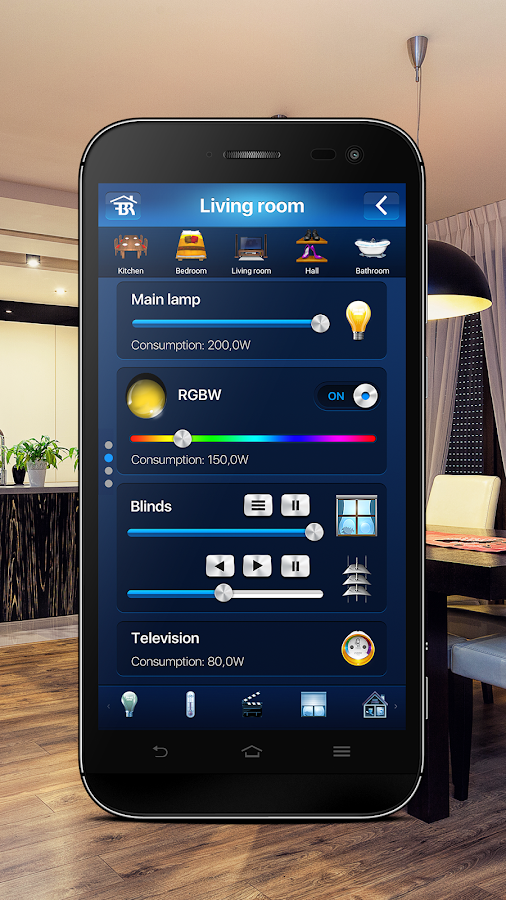 FIBARO- screenshot