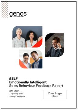 Emotional Intelligence Self Report