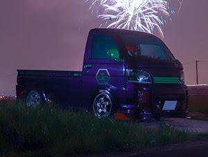 ハイゼットトラック  H17のカスタム事例画像 桃華丸@エヴァトラさんの2019年08月10日12:21の投稿