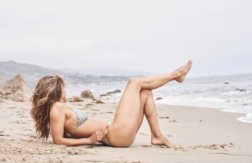 'Dem Legs Doe': Halle Berry Shuts Down the Internet with Bikini Picture