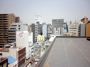 Foto: Vista dalla terrazza *O*