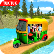 Game Off Road Tuk Tuk Auto Rickshaw APK for Windows Phone