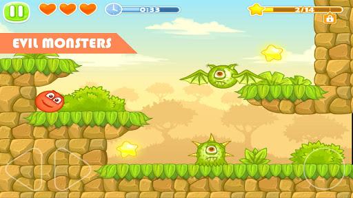 Red Ball 5 : Jump Ball Adventure 1.0.2 {cheat hack gameplay apk mod resources generator} 3