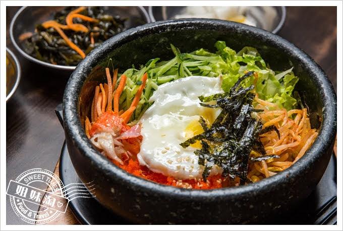 槿韓食堂石鍋明太子蟹肉飯