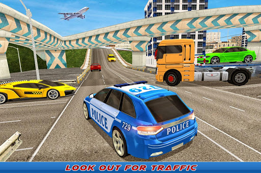 Gas Station Police Car Services: Gas Station Games 1.0 screenshots 6