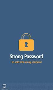 Strong password | كلمة سر قوية - náhled