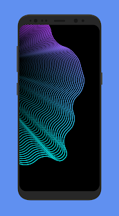 AMOLED mnml X+ Screenshot