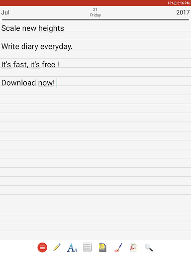 Diary 6.0 screenshots 9