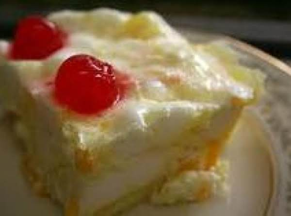 Pineapple-orange Congealed Salad Recipe