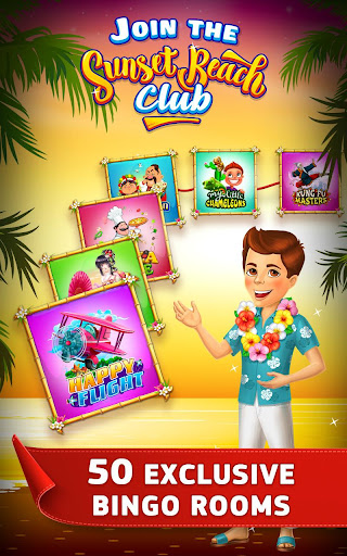 Tropical Beach Bingo World 7.5.0 screenshots 7