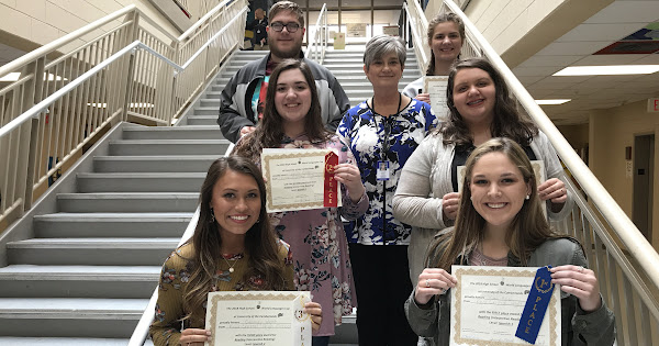 Knox Central Spanish Competitors at University  of the Cumberlands - March 27, 2018