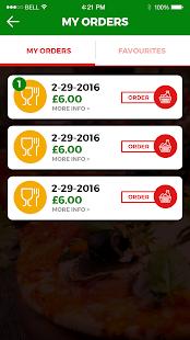 PIZZA PAN HALIFAX - náhled