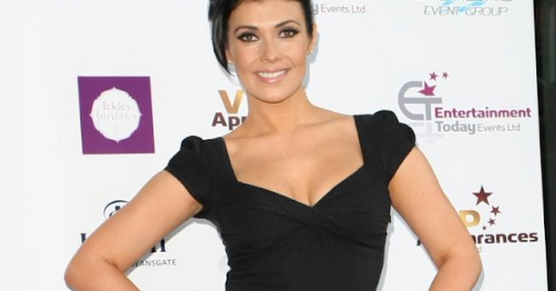 Kym Marsh wants Lucy Fallon to try tea