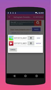 instadown - img and video loader 2018 - náhled