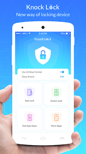 Knock Lock Screen Mod Apk 1.0 2