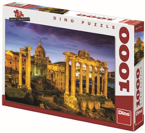 Pussel 1000 Bitar Rom Forum Romanum, Dino