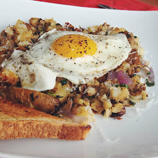 Home Fries and Eggs.