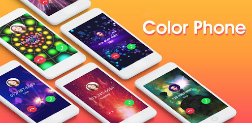 Color Phone - Call Screen Flash Themes for PC