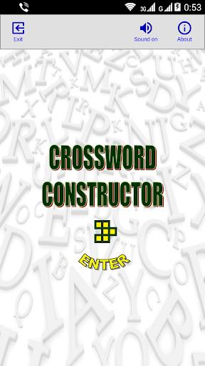 Crossword Constructor Pro