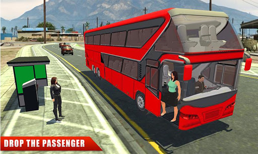 Euro Coach Bus Driving - offroad drive simulator 1.3 screenshots 2
