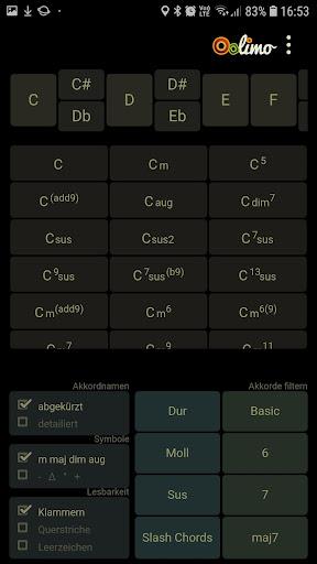 Oolimo Guitar Chords screenshot 4
