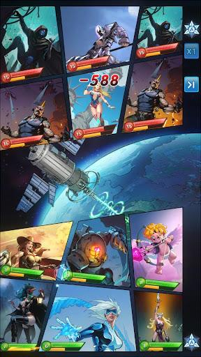 Idle Avengers: Future Wars 1.0.6 screenshots 7